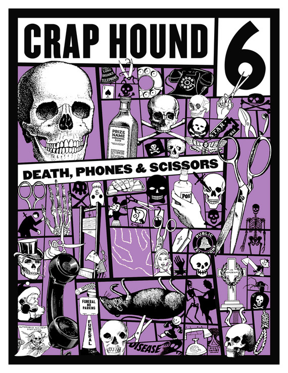 Crap Hound #6: Death, Phones & Scissors