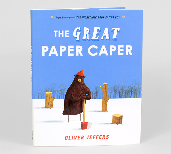 the great paper caper The nook book (nook kids ebook) of the the great paper caper by oliver jeffers at barnes & noble free shipping on $25 or more.